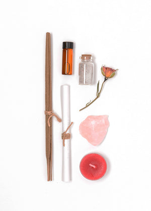 """In Lust"" Incense Making Ritual Kit"
