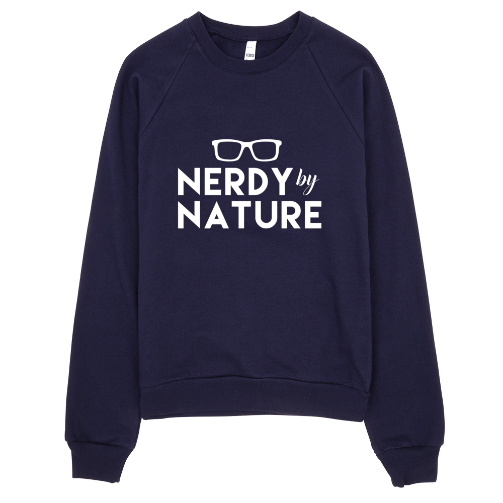 Nerdy by Nature Sweatshirt
