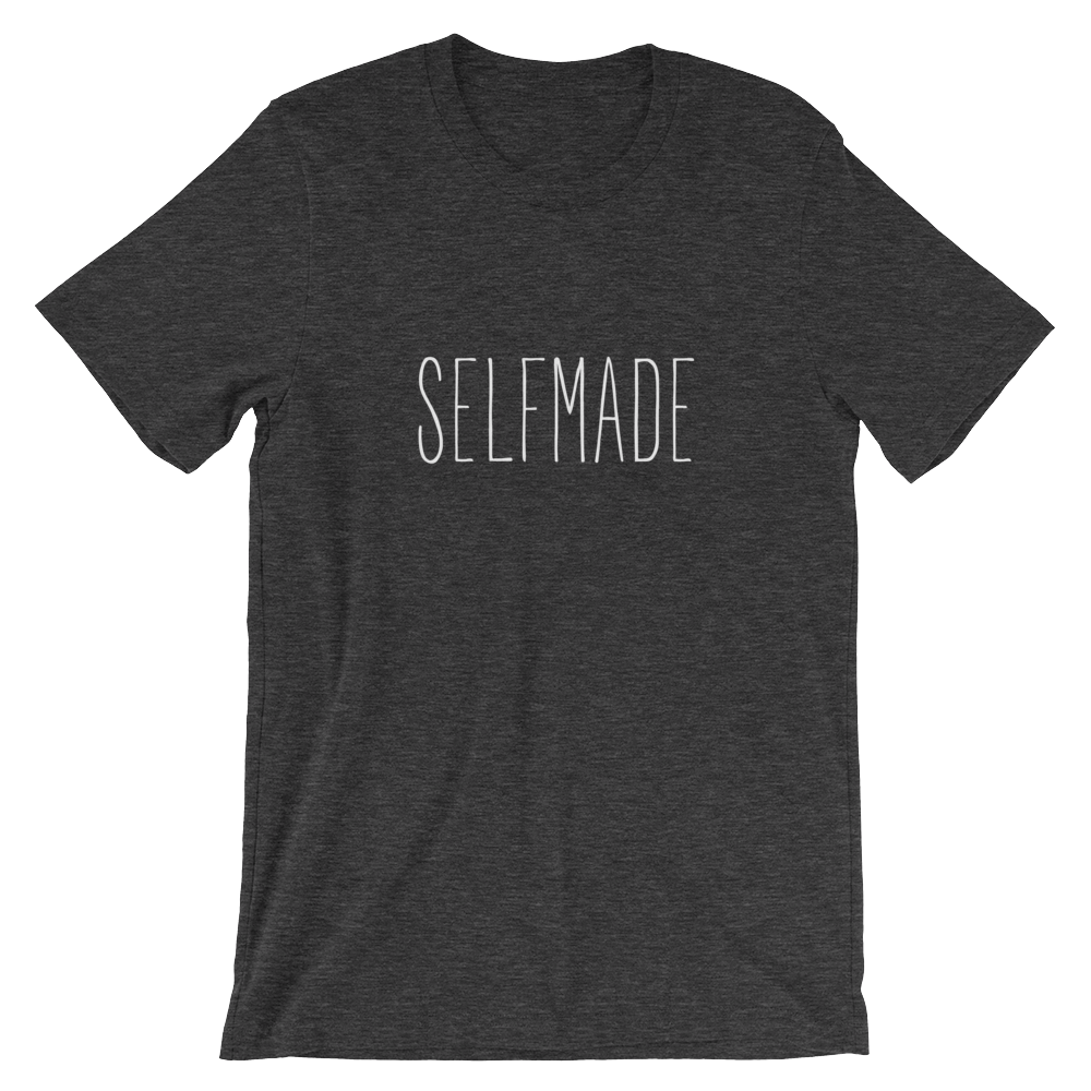 Selfmade Cotton Tee