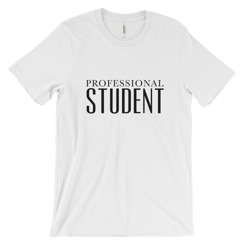 Professional Student Cotton Tee