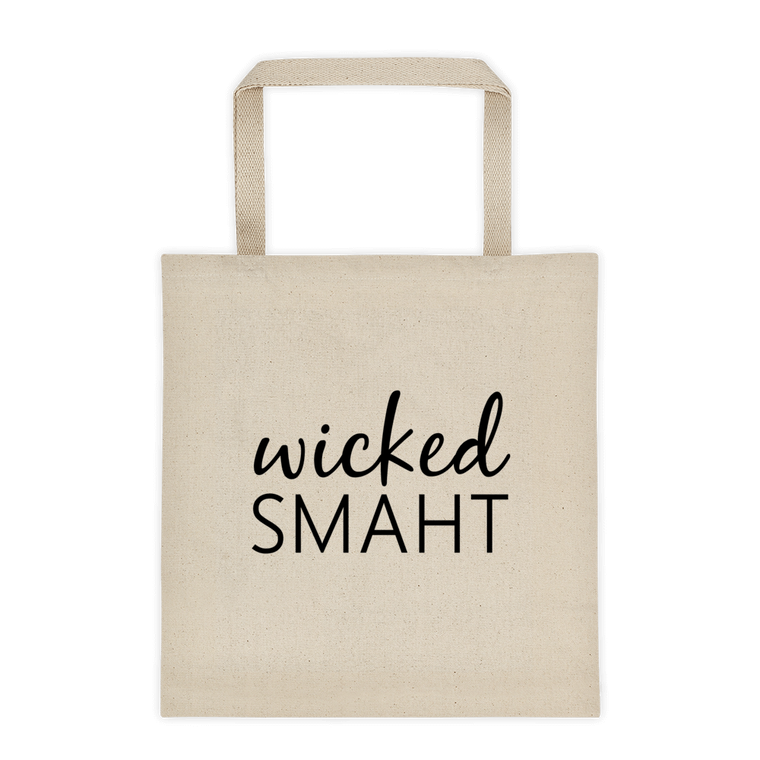 Wicked Smaht Tote