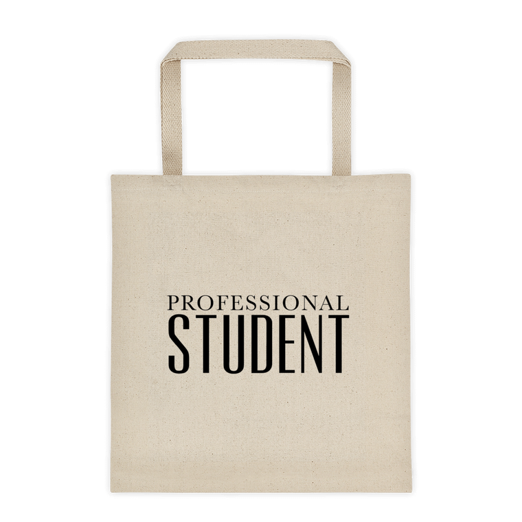 Professional Student Tote