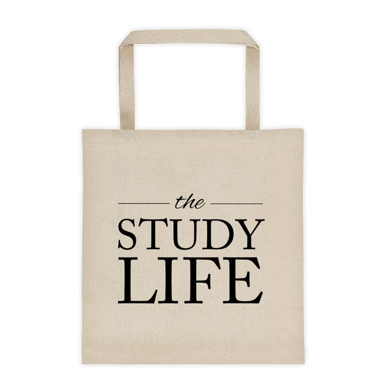 The Study Life Tote