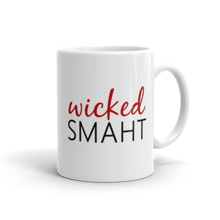 Wicked Smaht Mug