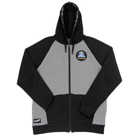 Oregrown x New Growth Zip Hoodie