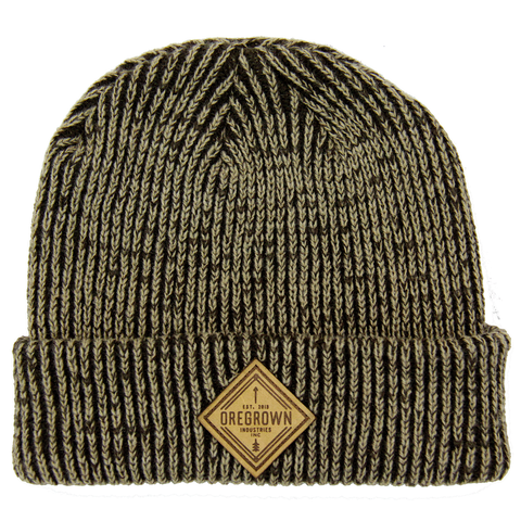 Oregrown x NGC Knit Beanie- Butternut