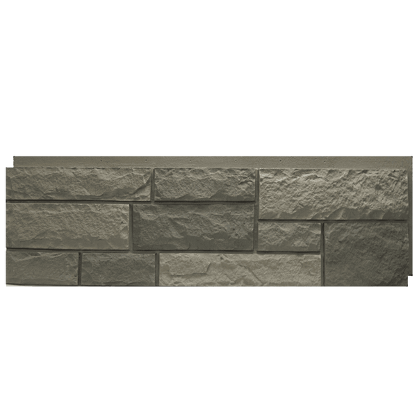NextStone 6NPTS1 Random Rock Indoor-Outdoor Siding Panel 4-Pack