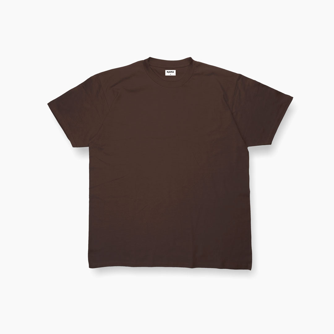 Basic Tees - Chestnut