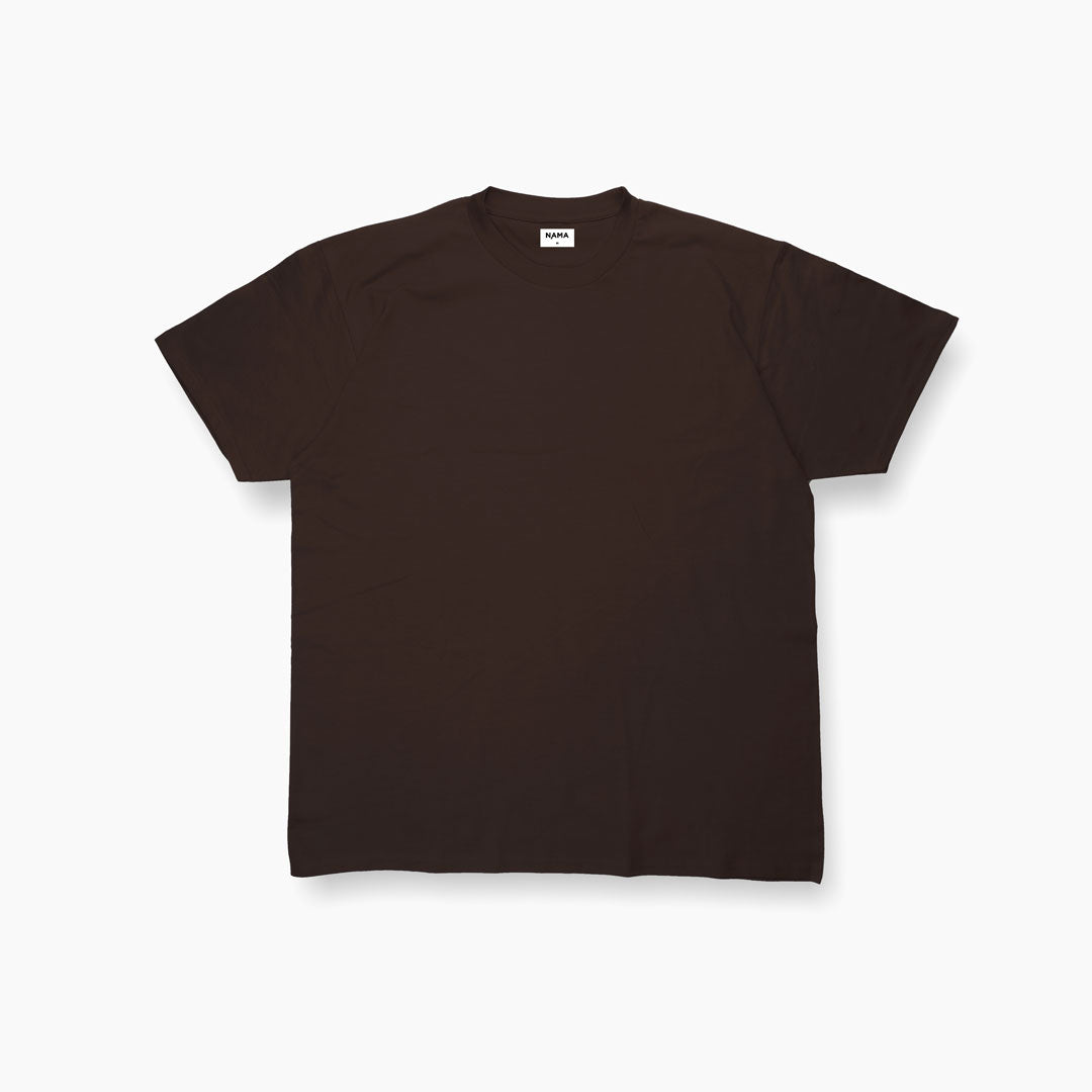 Basic Tees  - Dark Chocolate