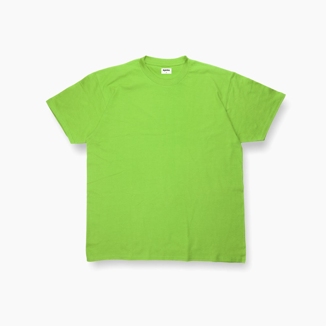 Basic Tees  - Lime