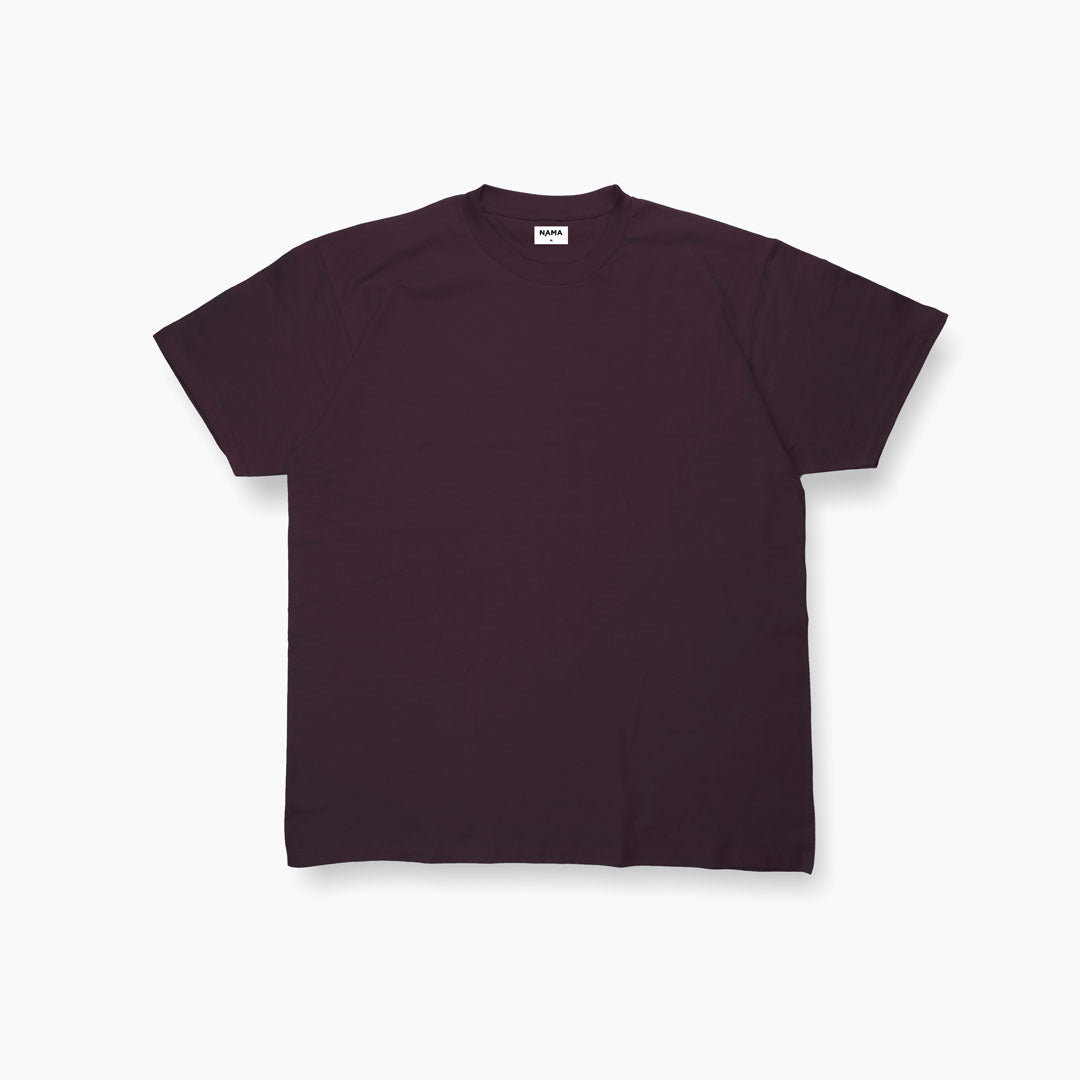 Basic Tees - Maroon