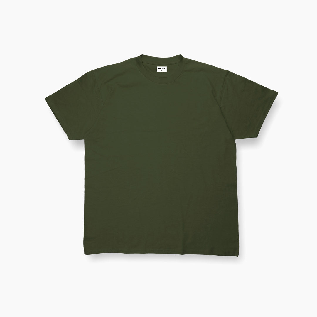 Basic Tees  - Millitary Green