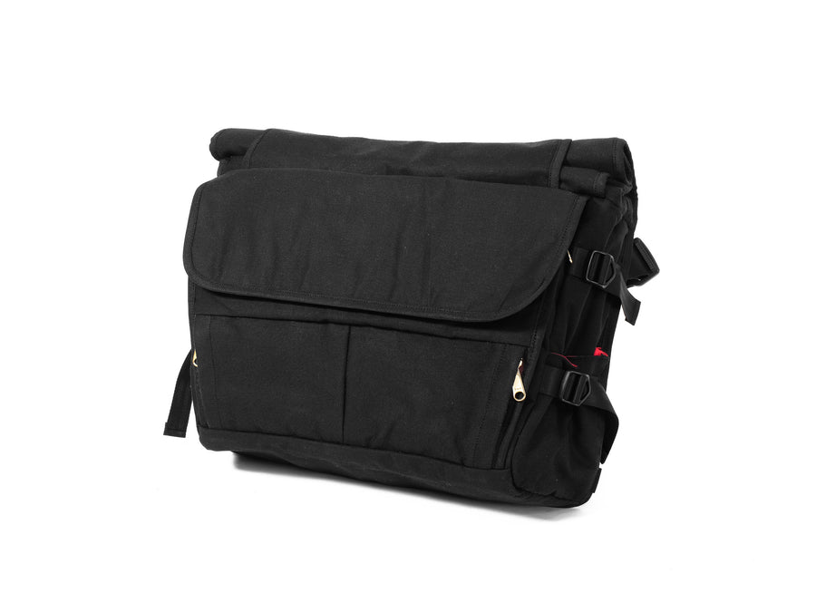 J-04 Medium Rolltop Messenger Martexin