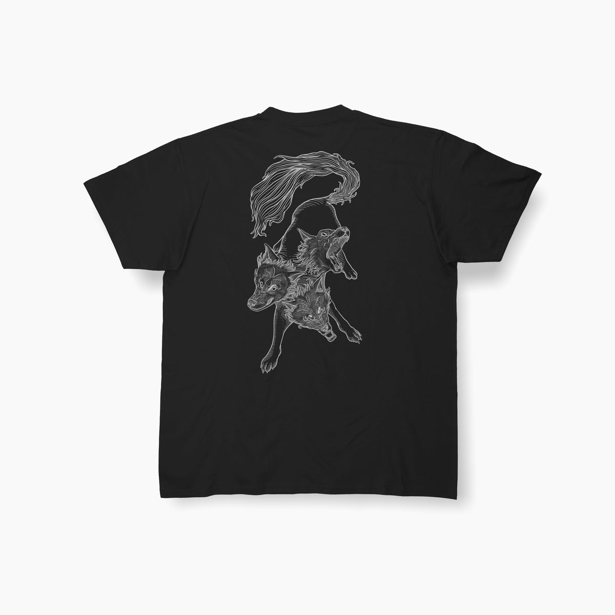 Black Cerberus Tees