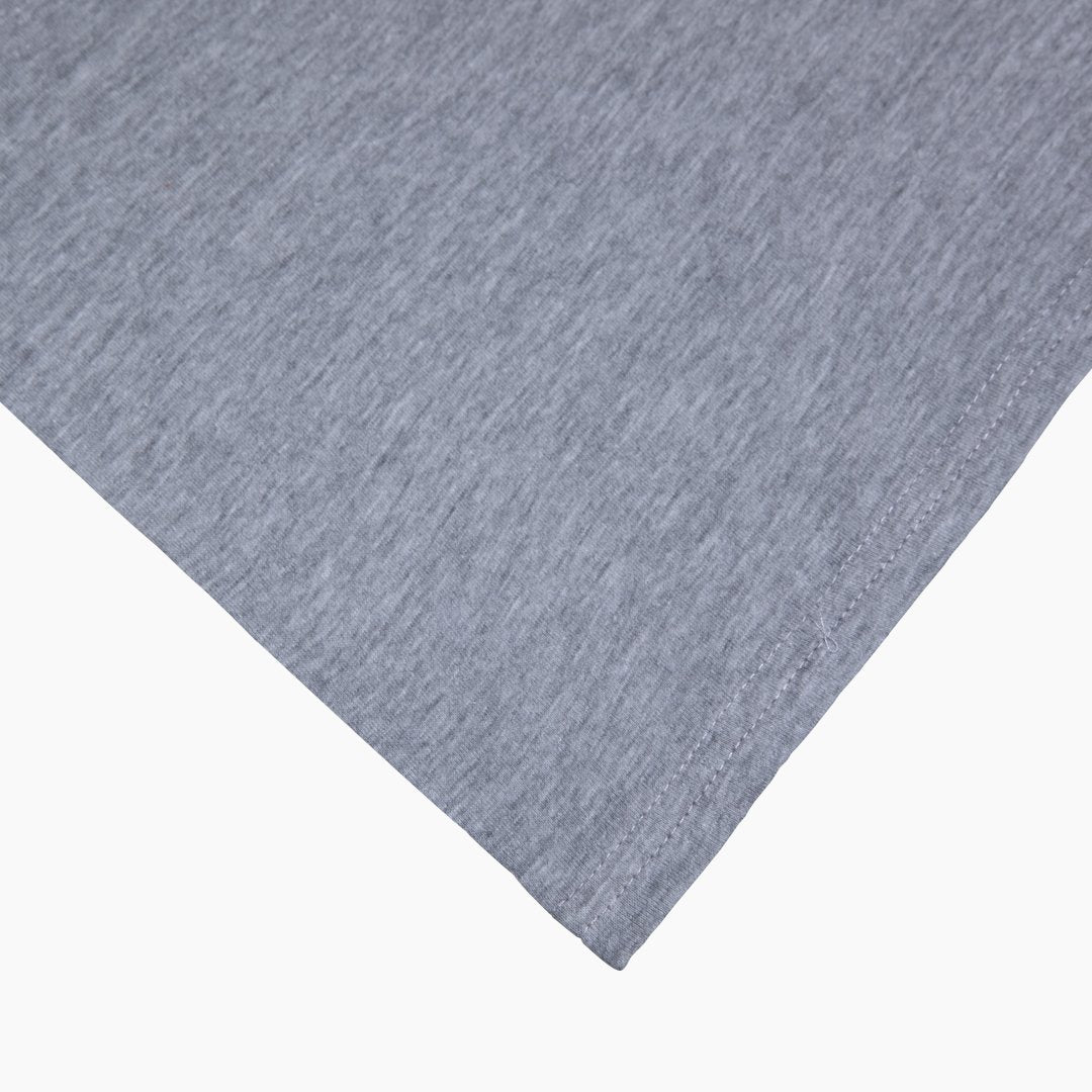 Basic Tees - Light Grey