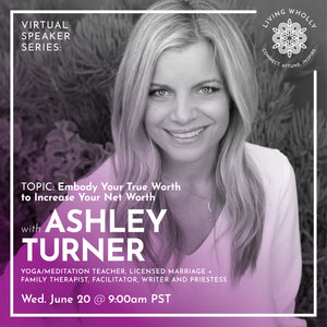 Interview with Ashley Turner on Net Worth