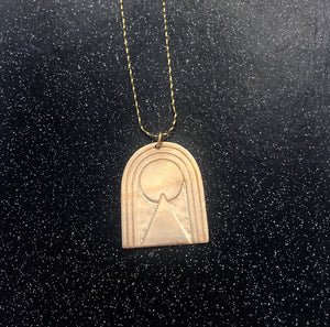 Connect Pendant Necklace
