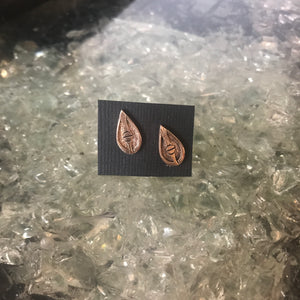 Chrysalis Stud Earrings