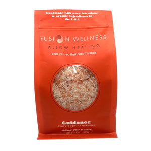 LARGE GUIDANCE BATH SALT CRYSTALS