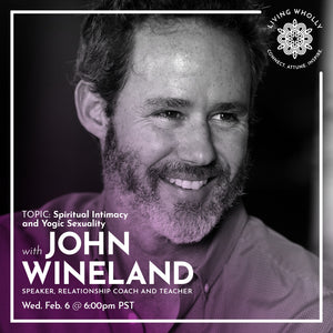 John Wineland Virtual Speaker Series Recorded Webinar