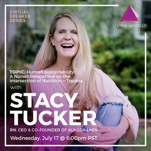 Stacy Tucker Virtual Speaker Series Recorded Webinar