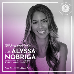 Alyssa Nobriga Virtual Speaker Series Recorded Webinar