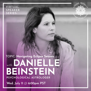 Danielle Beinstein Virtual Speaker Series Recorded Webinar