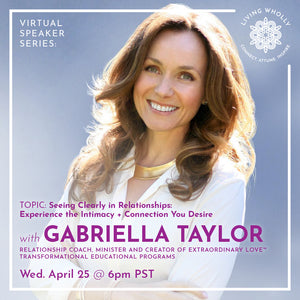 Gabriella Taylor Virtual Speaker Series Recorded Webinar