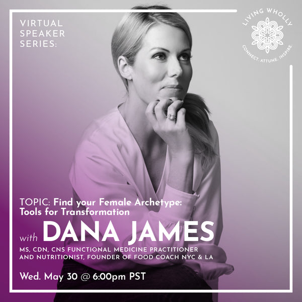 Dana James Virtual Speaker Series Recorded Webinar