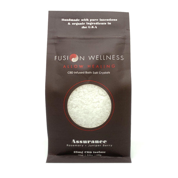 SMALL ASSURANCE BATH SALT CRYSTALS