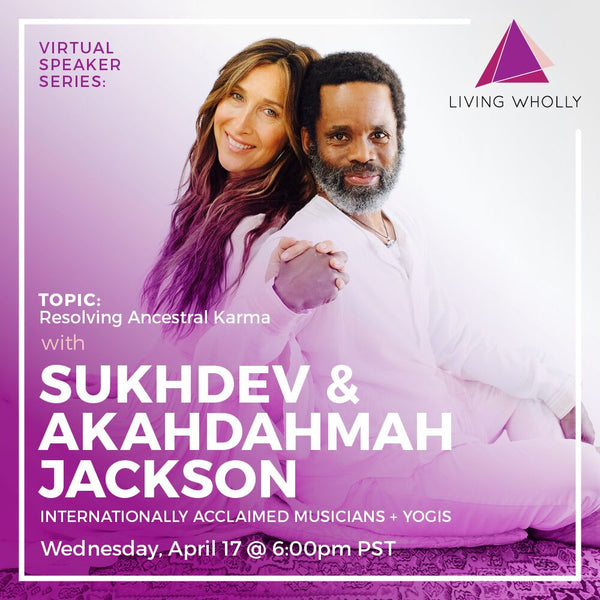Sukhdev + Akah Virtual Speaker Series Recorded Webinar