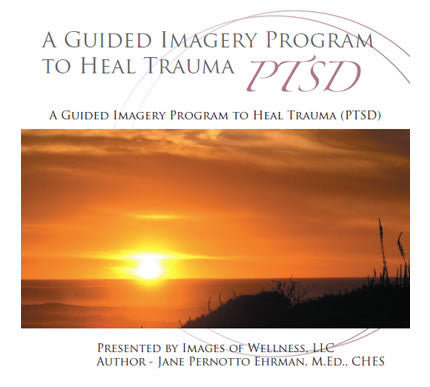 A Guided Imagery Program to Heal Trauma (PTSD) 2 CD Set