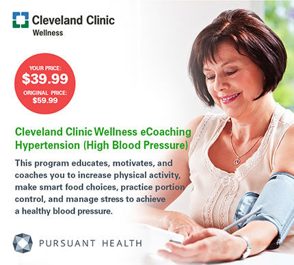 Hypertension eCoaching 1 Month Program Pursuant Health Promo