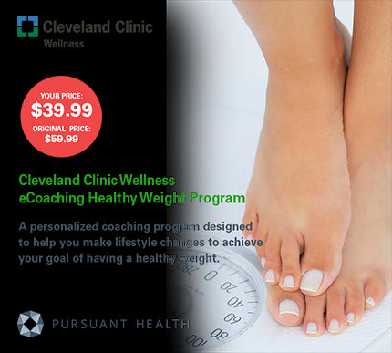 Weight Loss eCoaching 1 Month Program Pursuant Health Promo