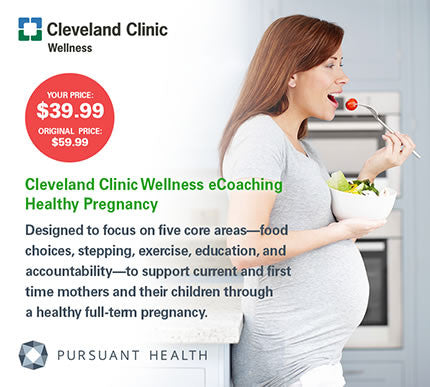 Healthy Pregnancy eCoaching 1 Month Program Pursuant Health Promo