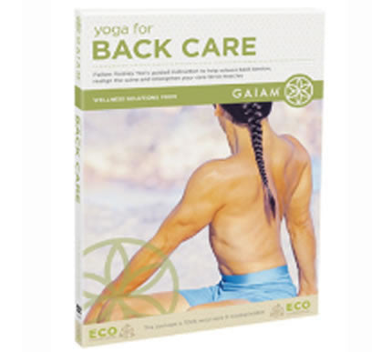 Yoga For Back Care DVD