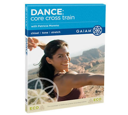 Dance: Core Cross Train DVD