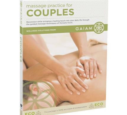 Massage Practice: Couples DVD