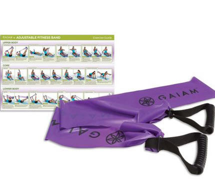 Mari Winsor Adjustable Pilates Bands
