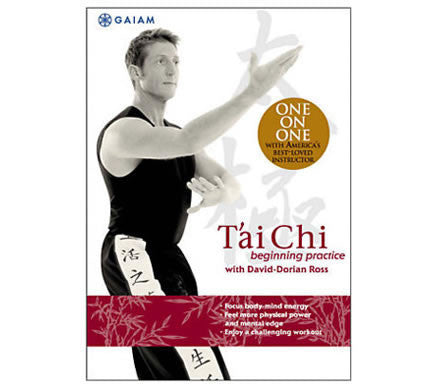 Gaiam Tai Chi For Beginners DVD