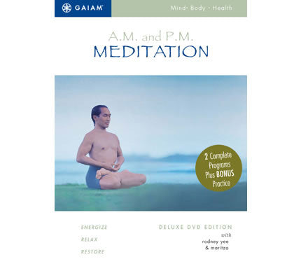 AM and PM Meditation
