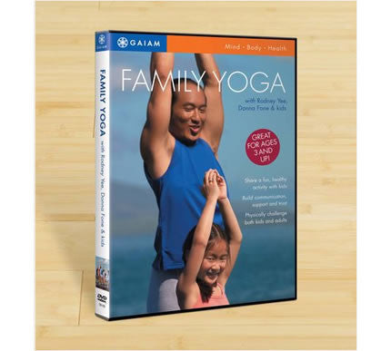 Family Yoga with Rodney Yee