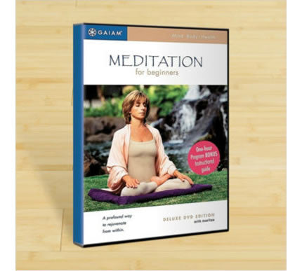 Meditation for Beginners with Maritza