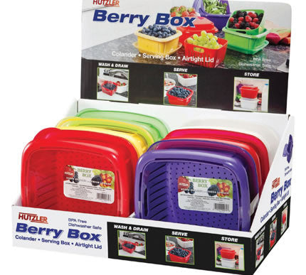 MultiFunction Berry Box
