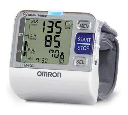 Omron 7 Series™ Wrist Blood Pressure Monitor