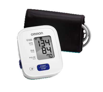 Omron 3 Series Upper Arm Blood Pressure Monitor – 2014 Series