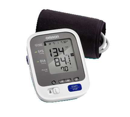 Omron 7 Series Upper Arm Blood Pressure Monitor – 2014 Series