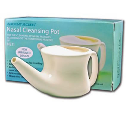 Ancient Secrets Nasal Cleaning Pot