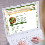 Go! Foods for You Online Program Recipe