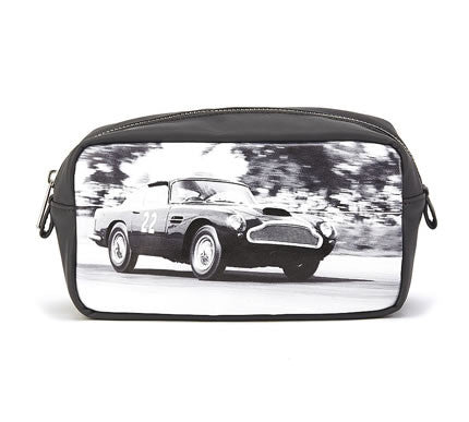 Racing Car Small Wash Bag